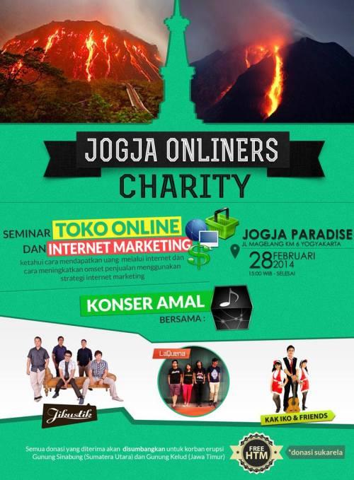 Jogja Onliner's Charity