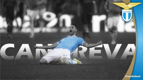 wallpaper Mauro Candreva Lazio Midfielder Cool