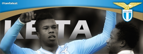 Keita lazio Cover facebook cool wallpaper