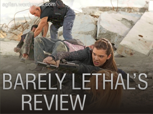 blog post barely lethal review