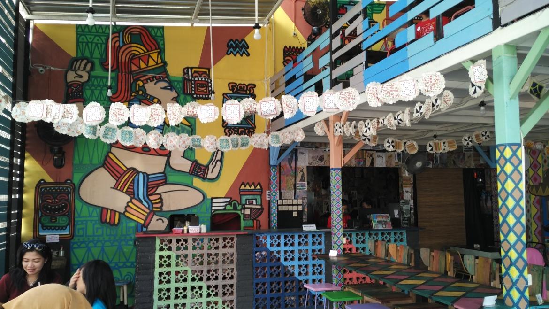Warung Makan Minum Flying Noodle Jogjakarta